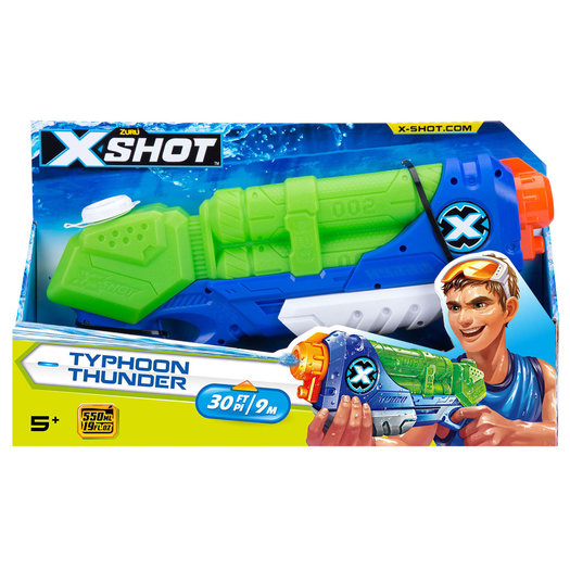 Zuru X-Shot Typhoon Thunder Waterpistool