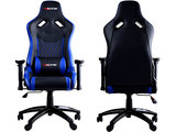 Gaming Chair - Blue Racing - ergonomisch - 360 graden - kantelbaar_