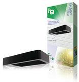 HQ HQLEDWLOUT05 LED Vloer/Wandlamp IP54 6W 120LM ZwartBuiten_