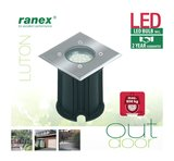 Ranex RA-0158620 Led Grond Spot 3 W 230 Lm 3000 K_