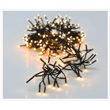 Clusterverlichting - 384 LED - 2.8m - extra warm wit_