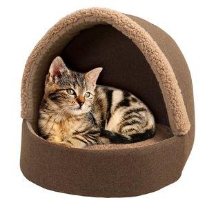 Sun Garden Filou Luxe Honden- en Kattenbed 42x45x41 cm Bruin/Beige