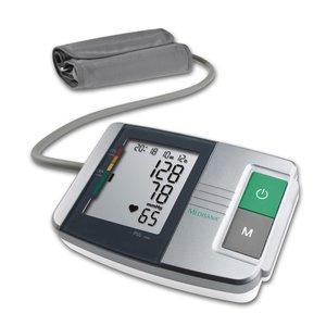 Medisana MTS Bovenarm Bloeddrukmeter Zilver/Wit