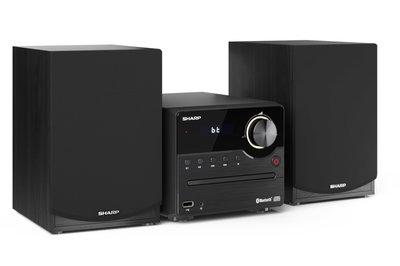 Sharp XL-B512 Micro Stereo Geluidssysteem CD BT