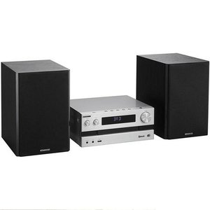 Kenwood M-918DAB Stereo Set Zwart/Zilver