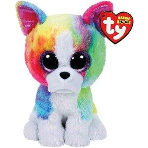Ty Beanie Boo Isla Hond Knuffel 15 cm